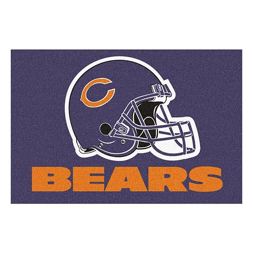 Fanmats® Chicago Bears Starter Rug