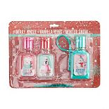 Simple Pleasures 3-Piece Scented Antibacterial Hand Sanitizer Set
