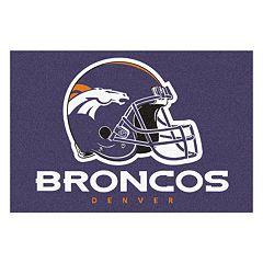 Fanmats® Denver Broncos Starter Rug