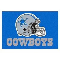 Fanmats® Dallas Cowboys Starter Rug