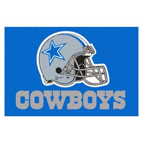 Fanmats Dallas Cowboys Starter Rug