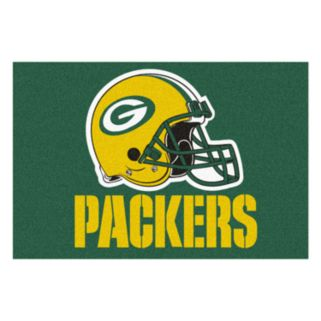 Fanmats Green Bay Packers Starter Rug
