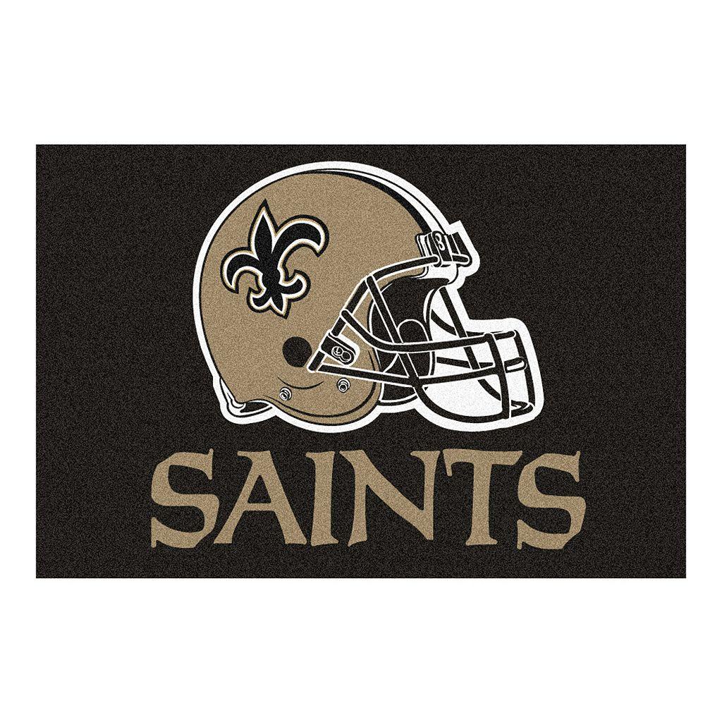 Fanmats® New Orleans Saints Starter Rug