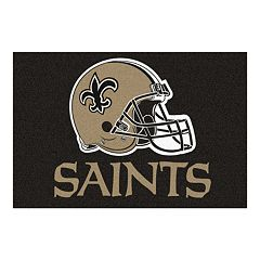 Fanmats® New Orleans Saints Starter Rug