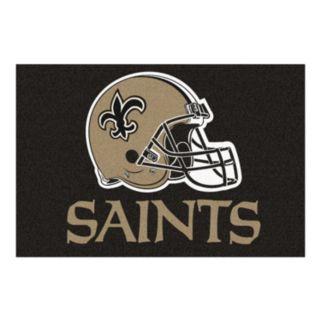 Fanmats New Orleans Saints Starter Rug