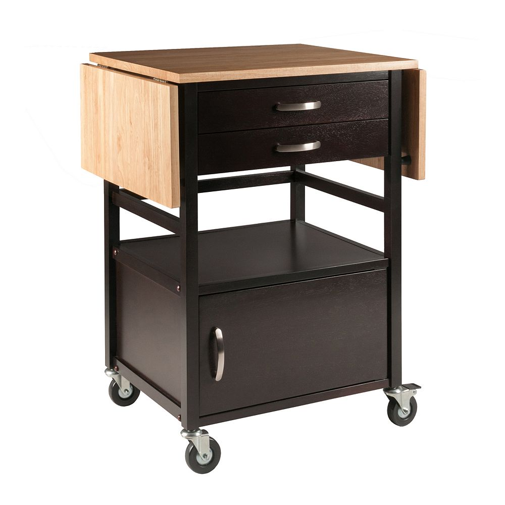 Winsome Bellini Kitchen Cart