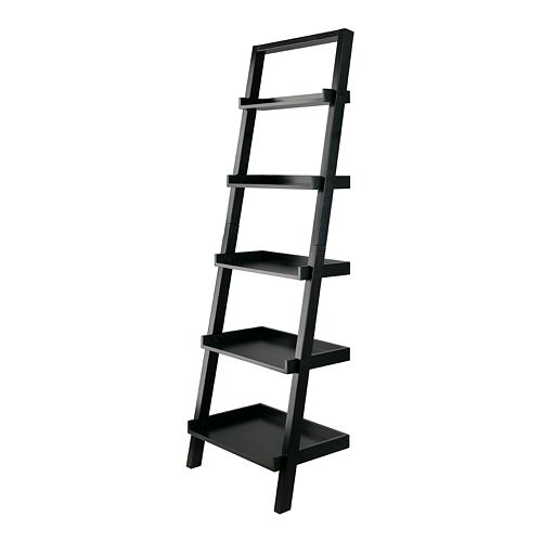 Winsome Bellamy Leaning Shelf