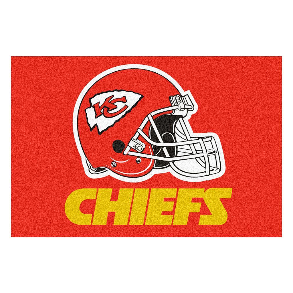Fanmats® Kansas City Chiefs Starter Rug