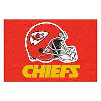 Fanmats® Kansas City Chiefs Starter Rug