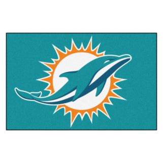 Fanmats Miami Dolphins Starter Rug