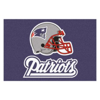 Fanmats New England Patriots Starter Rug