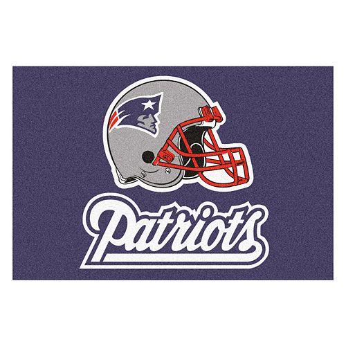 Fanmats® New England Patriots Starter Rug