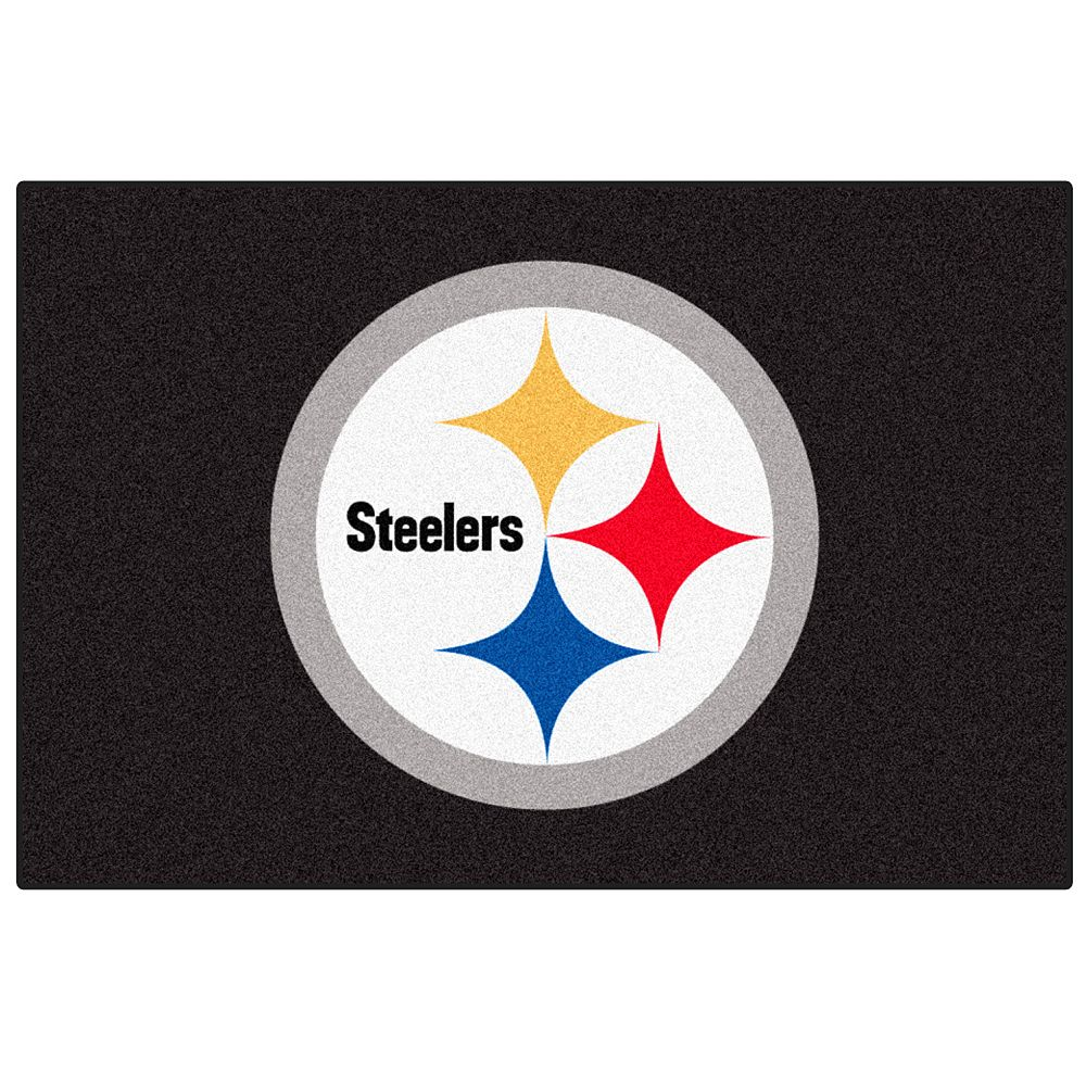 Fanmats® Pittsburgh Steelers Starter Rug
