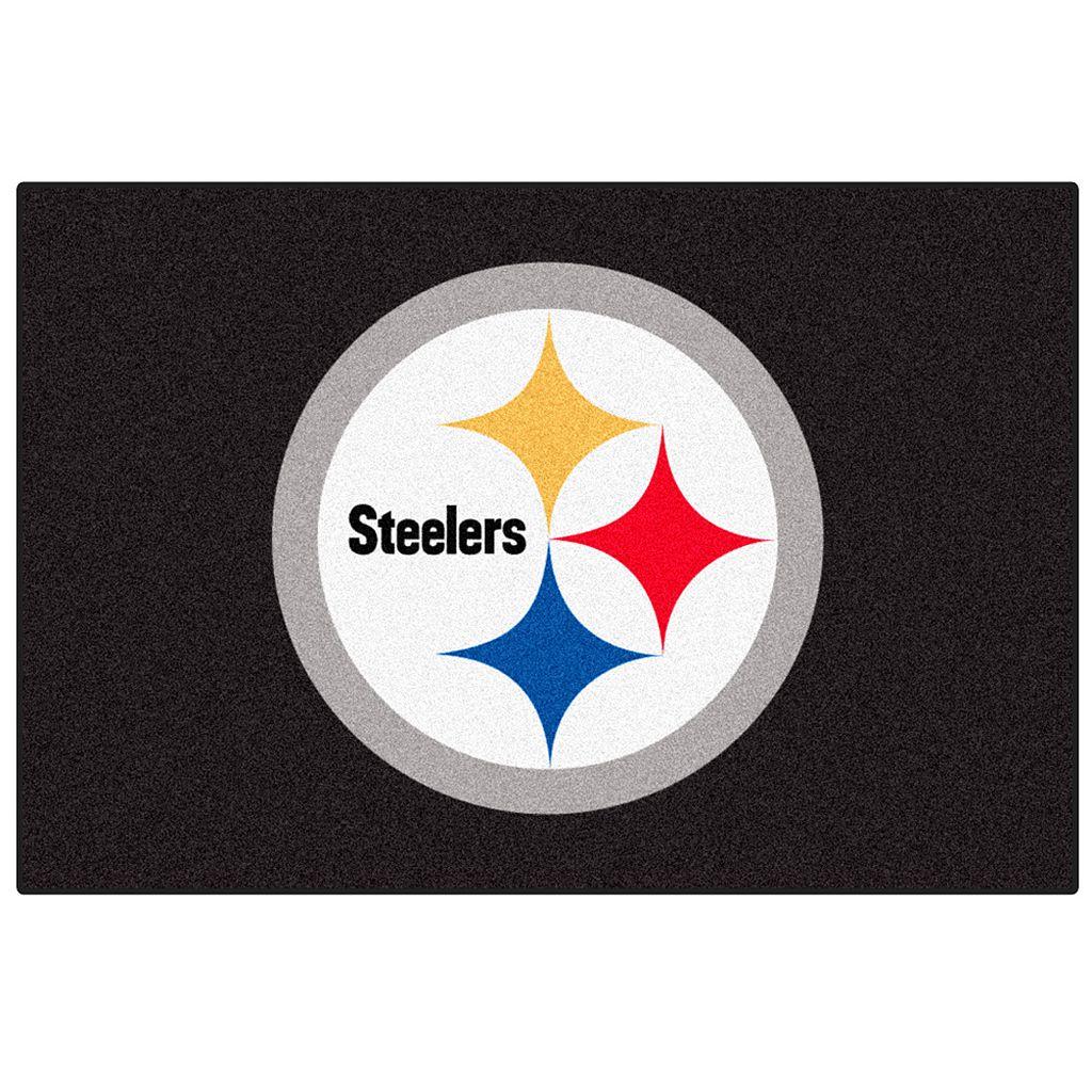 Fanmats® Pittsburgh Steelers Starter Rug