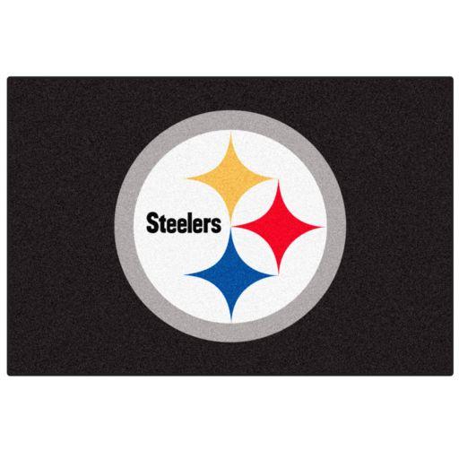 Fanmats Pittsburgh Steelers Starter Rug