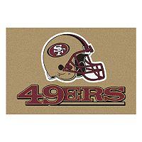 Fanmats® San Francisco 49ers Starter Rug
