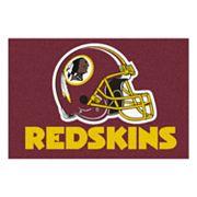 Fanmats® Washington Redskins Starter Rug
