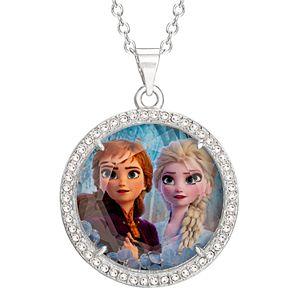 Disney Frozen 2 Sister Pendant Necklace