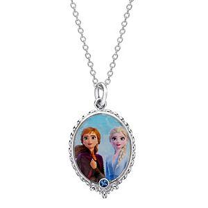 """Disney Frozen 2 """"Live Your Truth"""" Pendant Necklace"""