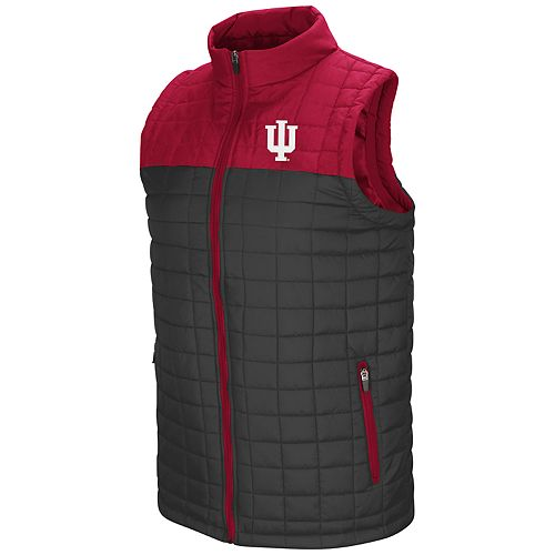 Men's Indiana Hoosiers Amplitude Puff Vest