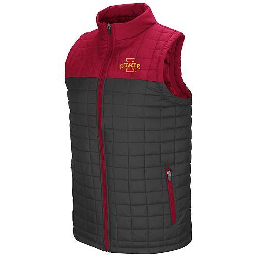 Men's Iowa State Cyclones Amplitude Puff Vest