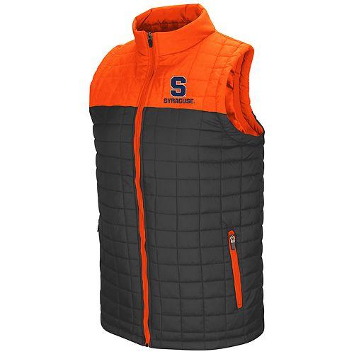 Men's Syracuse Orange Amplitude Puff Vest