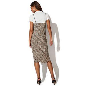 Juniors' Vylette? Slip Dress