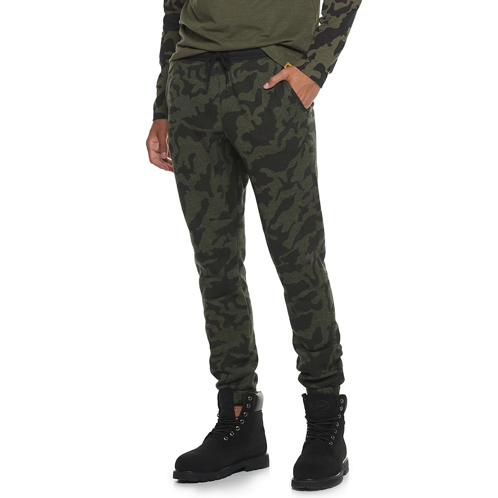 Men's Caliville Camo Jogger Pants