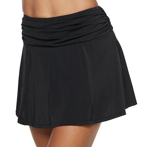 Women's A Shore Fit Thigh Minimizer Skirtini Bottoms