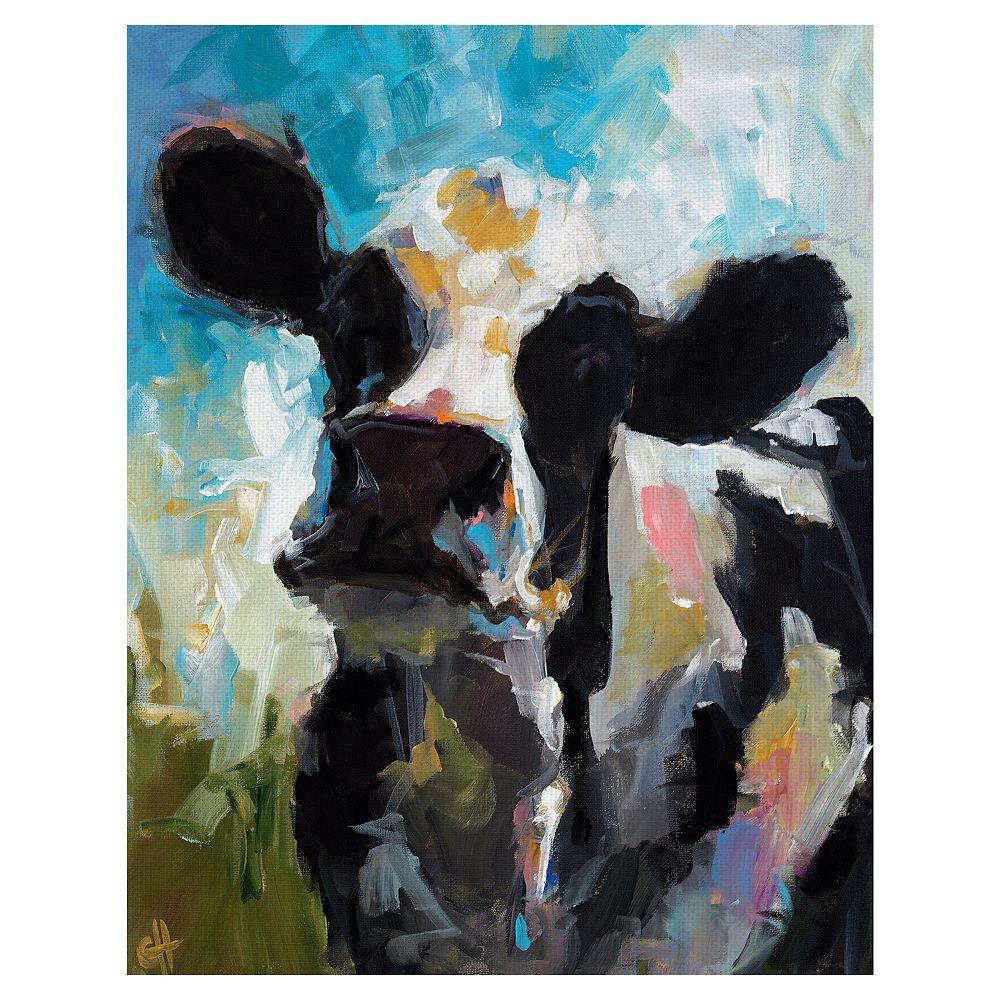 Fine Art Canvas Daisy Canvas Wall Art
