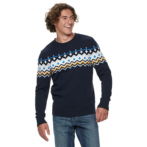 Men's Urban Pipeline™ Crewneck Sweater