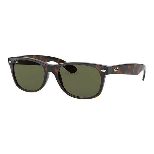 Ray-Ban RB2132 New Wayfarer 55mm Square Sunglasses