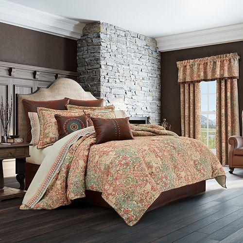 37 West Kemble 4-Piece Comforter Set