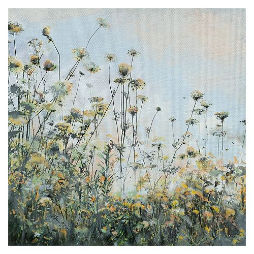 Fine Art Canvas Growing Wild Canvas Wall Art