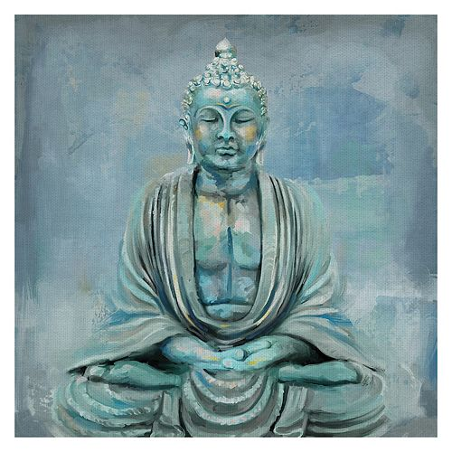 Fine Art Canvas Dharma Canvas Wall Art
