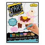 Y'Art Llama Craft Kit