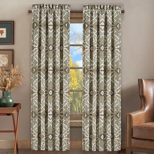 37 West Plainview Spa Window Curtain Set