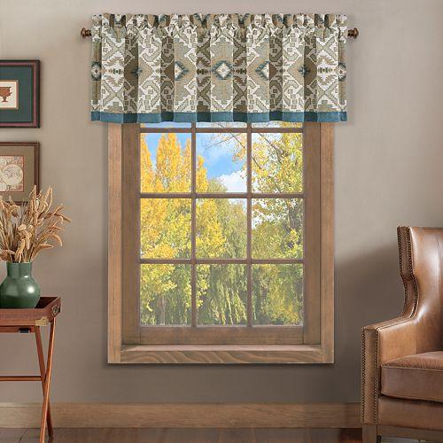 37 West Plainview Spa Window Straight Valance