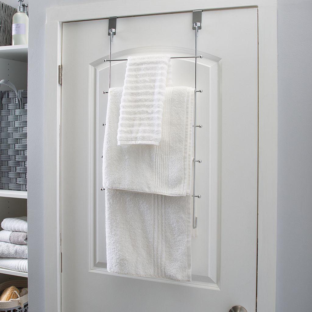 Neu Home Over-the-Door Towel Organizer
