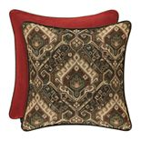 37 West Tacoma Multi Square Decorative Throw Pillow
