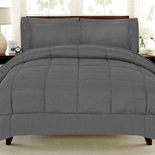 Sweethome Collection Luxury 7-piece Comforter & Sheet Set