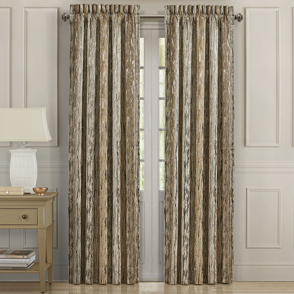 37 West Sussex Gold Window Curtain Set