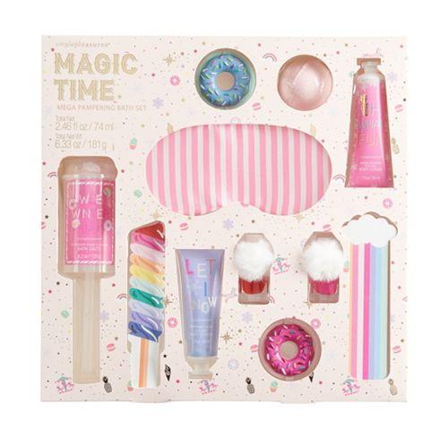 Simple Pleasures Magic Time Mega Pampering Bath Set
