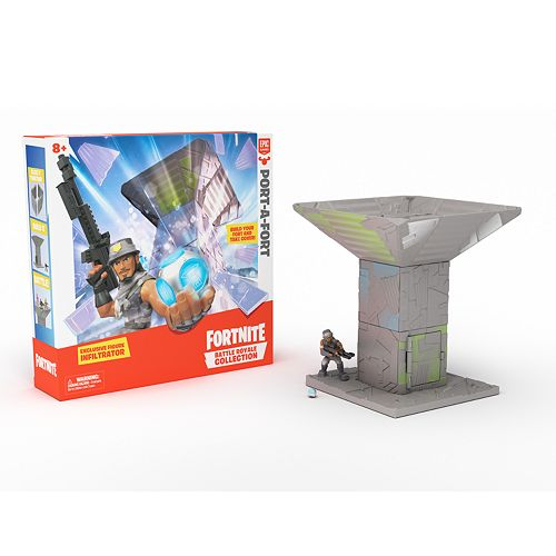 Boy's Fortnite Port A Fort Display Set