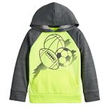 Boys 4-12 Jumping Beans® Graphic Poly Fleece Pullover