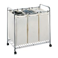 Neu Home 3-Section Laundry Sorter