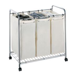 Neu Home 3-Section Laundry Sorter