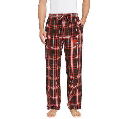Men's Cleveland Browns Fleece Lounge Pants
