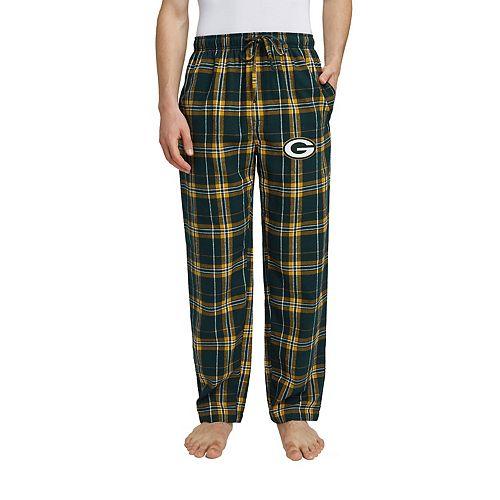 Men's Green Bay Packers Fleece Lounge Pants