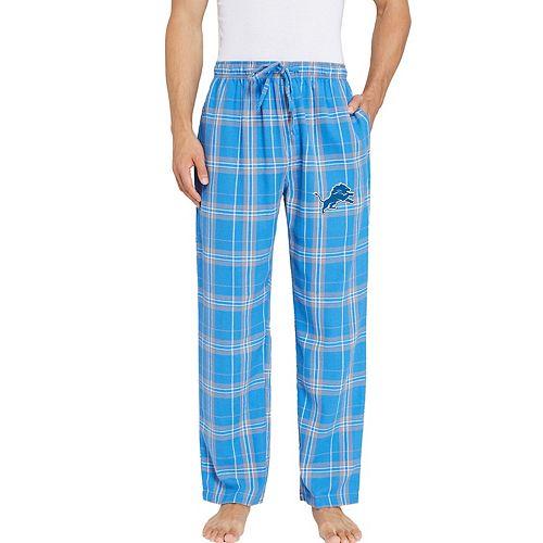 Men's Detroit Lions Fleece Lounge Pants
